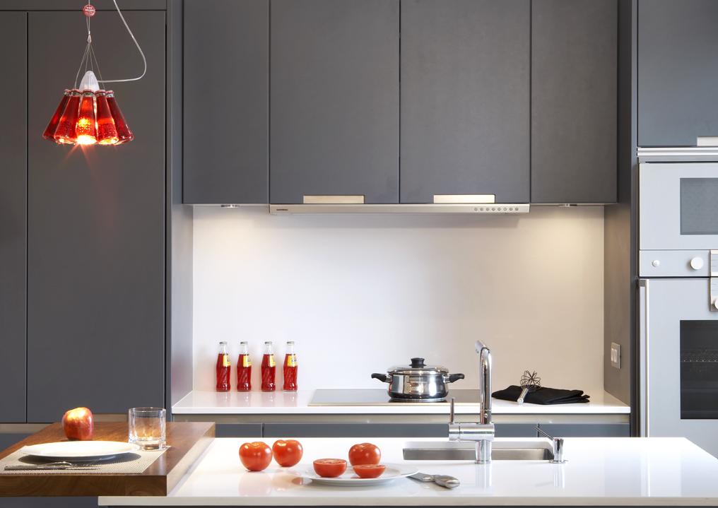 Ideas para una cocina peque a samyka interiores - Ideas para cocina pequena ...
